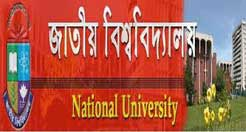 National University Honours 2nd Year Exam Routine 2015