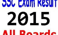 SSC Exam Result 2015 All Education Board