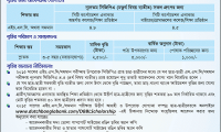 Dutch Bangla Bank HSC Scholarship Circular & Result