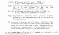 BPSC Non Cadre Job Circular www.bpsc.gov.bd