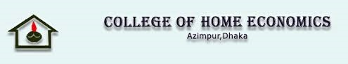 Home Economics College Admission Notice 2015-16