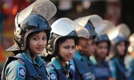 Bangladesh Police SI Written Exam Result