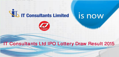 IT Consultants Ltd IPO Lottery Draw Result