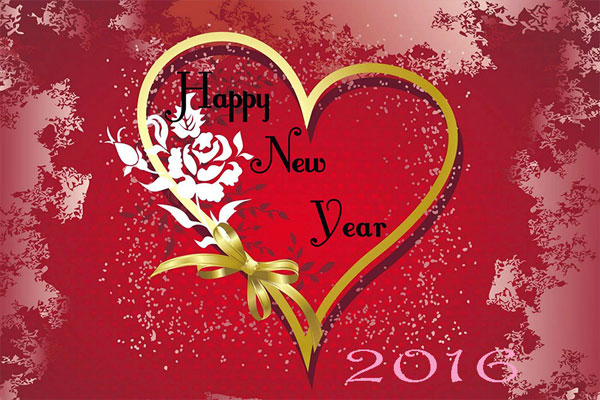 Happy New Year SMS 2016 Wallpapers, HD Images