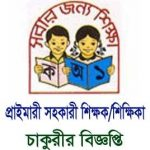 Primary School Teacher New Job Circular 2016