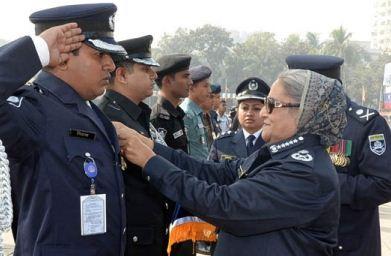 Bangladesh Police SI & OC Job Circular 2016