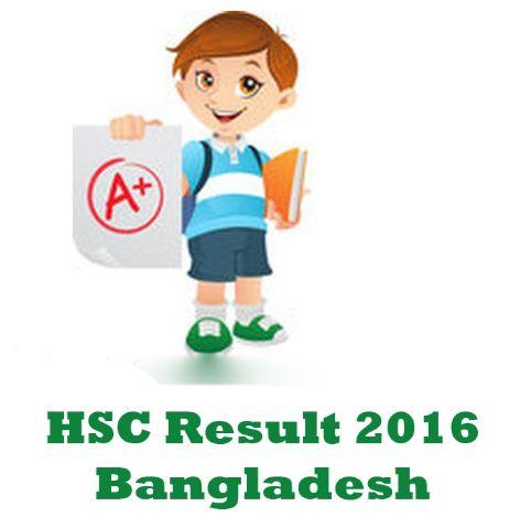 educationboardresults gov bd HSC Result 2016