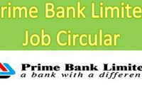 Prime Bank Limited Job Circular 2016
