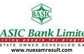 Basic Bank Job Circular 2017