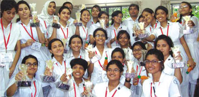 Holy Cross College HSC Admission Result 2015