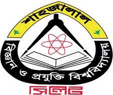 Shahjalal University Admission Notice Apply Process