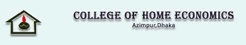 Home Economics College Admission Notice 2015-16