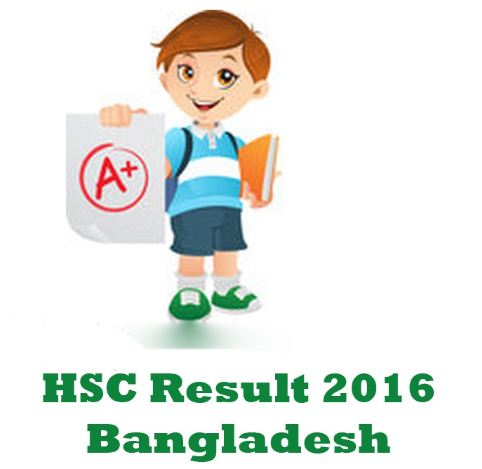 educationboardresults gov bd HSC Result 2016