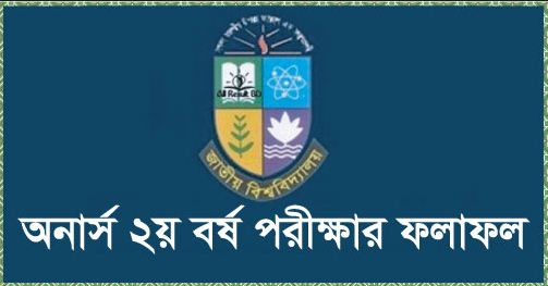 National University Honours 2nd Year Result Download