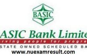 Basic Bank Job Circular 2017